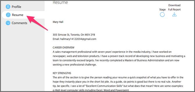 resume_view