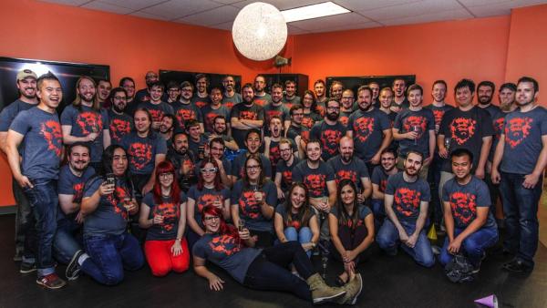 Big Viking Games Team Photo